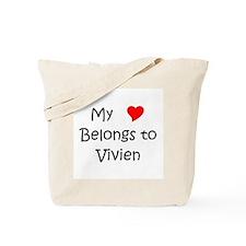 Vivien Tote Bag