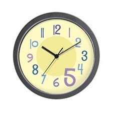 Importance of 5 O'Clock Wall Clock