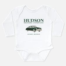 Hudson - pink Body Suit