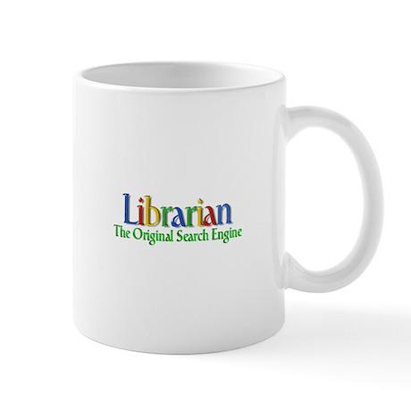 Librarian - Original Search Engine Mug