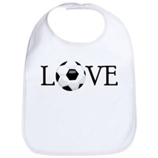 Cute Soccer Bib