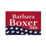 Barbara Boxer '08 Magnet (100 pack)