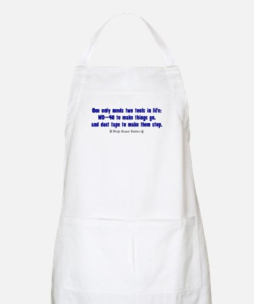 Tools For Life BBQ Apron