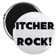Ditchers ROCK Magnet