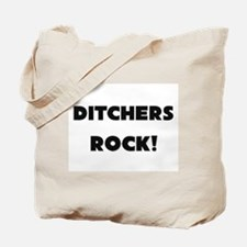Ditchers ROCK Tote Bag