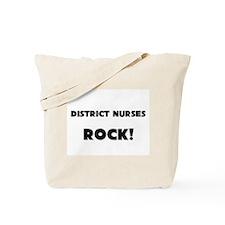 District Nurses ROCK Tote Bag