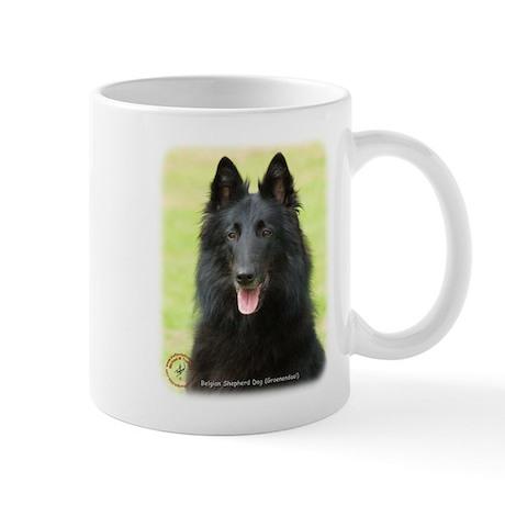 Belgian Shepherd (Groenendael) Mug