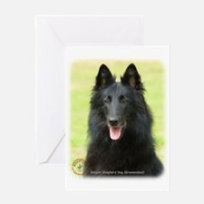 Belgian Shepherd (Groenendael) Greeting Card