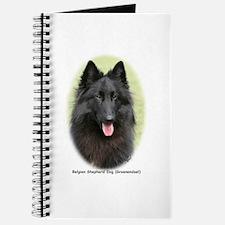 Belgian Shepherd (Groenendael) Journal