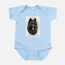 Belgian Shepherd (Groenendael) Infant Bodysuit