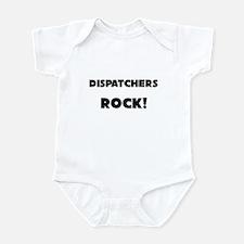 Dispatchers ROCK Infant Bodysuit