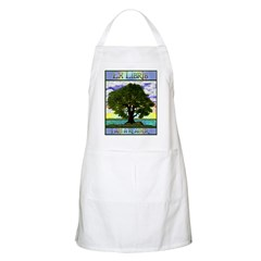 Old Oak BBQ Apron