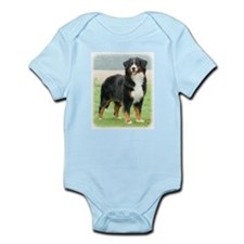 Bernese Mountain Dog 9Y066D-133 Infant Bodysuit