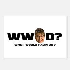 WW Palin D? Postcards (Package of 8)
