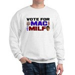 Mac & the MILF Sweatshirt