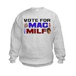 Mac & the MILF Kids Sweatshirt