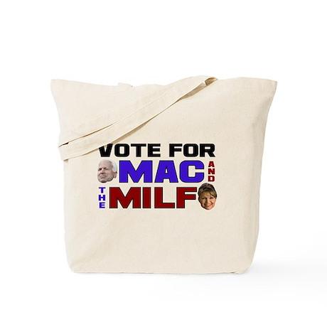 Mac & the MILF Tote Bag