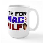 Mac & the MILF Large Mug