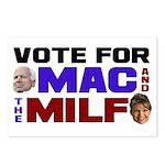 Mac & the MILF Postcards (Package of 8)