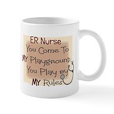 ICU Nurse Mug
