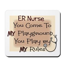 ICU Nurse Mousepad