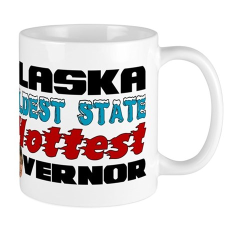 Palin Hottest Governor Mug