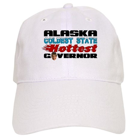 Palin Hottest Governor Cap