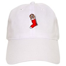 Beagle Christmas Baseball Cap