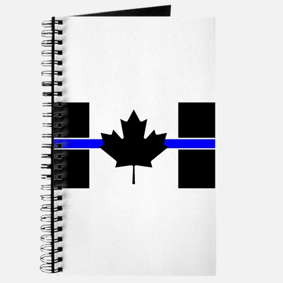 Canadian Police: Thin Blue Line Journal