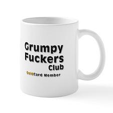 Grumpy Fuckers Small Mug