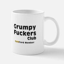 Grumpy Fuckers Small Mugs