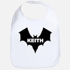 BLACK BAT KEITH Bib