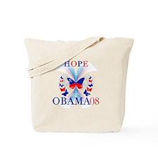 HOPE Obama 08 T-Shirt Tote Bag