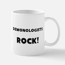 Demonologists ROCK Mug
