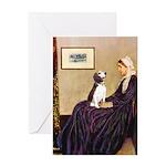 WMom / Beagle (#2) Greeting Card