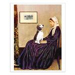 WMom / Beagle (#2) Small Poster