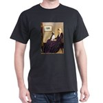 WMom / Beagle (#2) Dark T-Shirt
