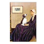 WMom / Beagle (#2) Postcards (Package of 8)