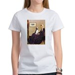 WMom / Beagle (#2) Women's T-Shirt