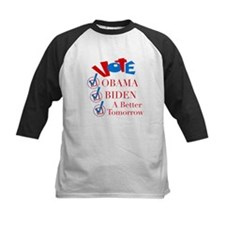 A Better Tomorrow Obama T-Shirt Tee