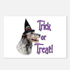 Wolfhound Trick Postcards (Package of 8)