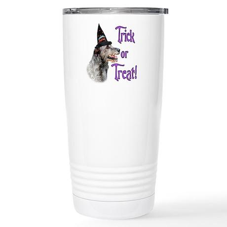 Wolfhound Trick Stainless Steel Travel Mug