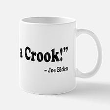 Not a Crook Mug