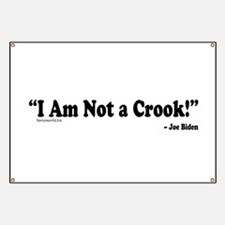 Not a Crook Banner