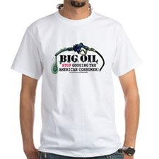 Big Oil Stop Gouging Shirt