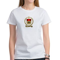 FOUGERE Family Crest Tee