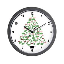 Musical Tree Wall Clock