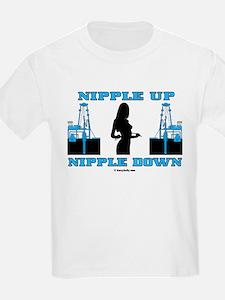 Nipple Up Nipple Down T-Shirt