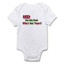Cute God Infant Bodysuit