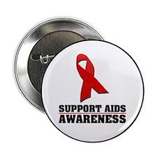 "AIDS Awareness 2.25"" Button (10 pack)"